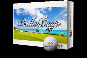 Balls Deep Golf Distance
