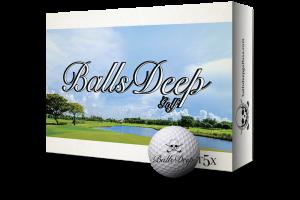 Balls Deep Golf T5X