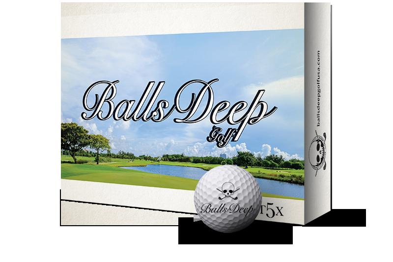 Balls Deep Golf - T5X Balls