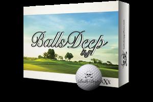 Balls Deep Golf XXX
