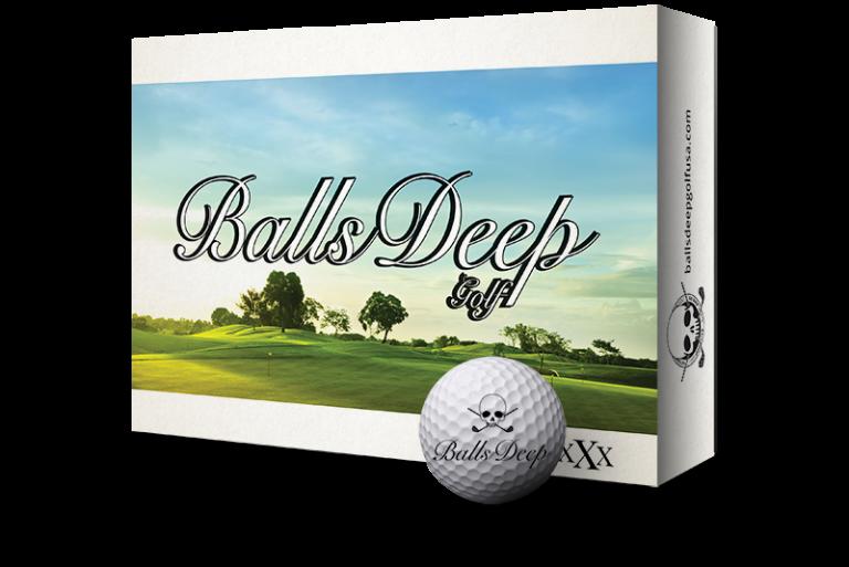 Balls Deep Golf - XXX Balls